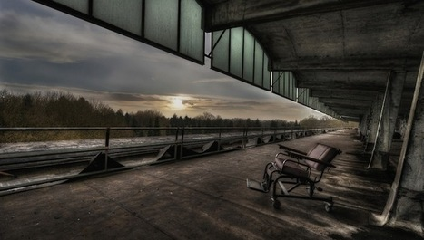 The Beauty Of Decay: Gorgeous Shots of Creepy, Abandoned Buildings | Exploration: Urban, Rural and Industrial | Scoop.it
