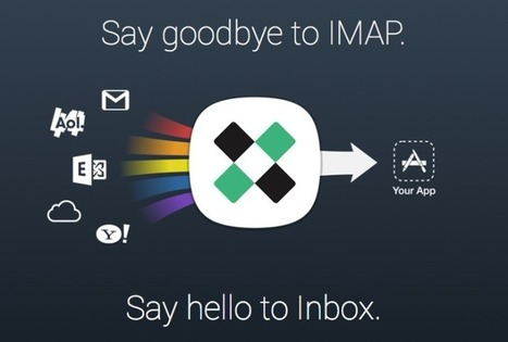 Next-Generation Email Platform Inbox Rolls Out Open Source Apps, Details Its Hosted API Pricing | Cloud Central | Scoop.it