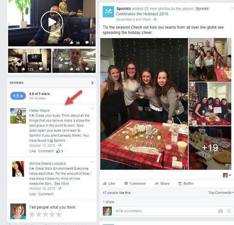 How B2B Marketers Use Facebook to Reach Customers | Facebook for Business Marketing | Scoop.it