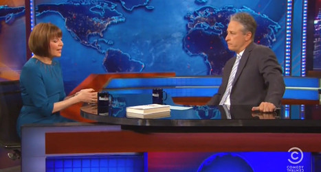 Jon Stewart lays into journalist he accuses of causing the Iraq War | Psycholitics & Psychonomics | Scoop.it