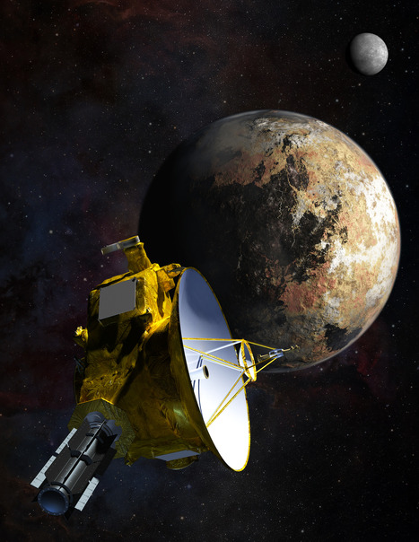 NASA's New Horizons Plans July 7 Return to Normal Science Operations | CLOVER ENTERPRISES ''THE ENTERTAINMENT OF CHOICE'' | Scoop.it