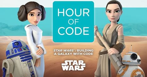 Hour of Code to feature Star Wars: The Force Awakens | Mathematics,Science Resources And News | Scoop.it