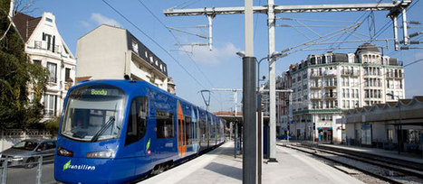 Le tram-train: une nouvelle offre de mobilité périurbaine | Social Network for Logistics & Transport | Scoop.it