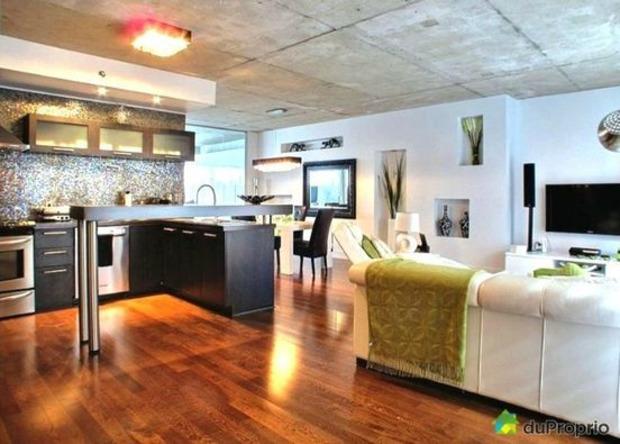 39 style industriel 39 in la revue de technitoit. Black Bedroom Furniture Sets. Home Design Ideas