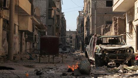 Suicide bombing near Shiite school in Syria's Homs kills 7, incl 5 children | Global politics | Scoop.it