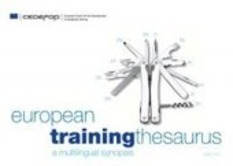 (EN) (FR) (PDF) - Le Thésaurus européen de la formation | ReferNet France | Glossarissimo! | Scoop.it