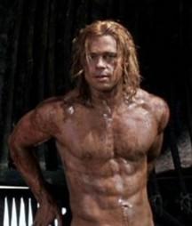 Brad Pitt Troy Workout and Diet Fitness Regimen | Celebrity Fitness Training | Fitness | Scoop.it