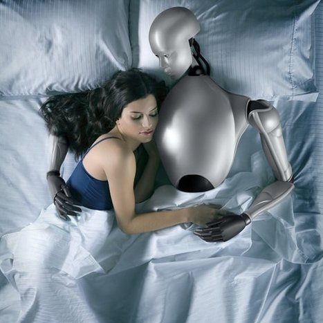 L'essor de sexbots ( robots sexuels) dans 10 ans ? - Marie Claire | It's a geeky freaky cheesy world | Scoop.it