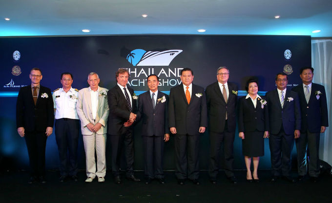 Phuket Yacht Show - Thailand Yacht Show officially launched