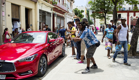 The Amazing Tale of How Cuba Saw Its First New U.S. Car in 58 Years | LibertyE Global Renaissance | Scoop.it