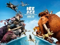 Ice Age: Continental Drift (2012) « Cartoon Movies | Avengers | Scoop.it