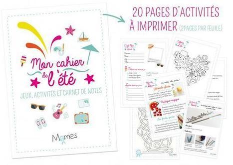 Le super cahier vacances pour enfants à imprimer ! | FLE enfants | Scoop.it