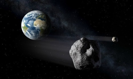 Look out: close encounters of the asteroidal kind (ScienceAlert) | Tech and the Future of Integration | Scoop.it