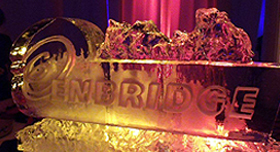 Sparkling ice sculptures for a romantic and memorable wedding | Ice Sculpture and Chocolate Fountain | Scoop.it