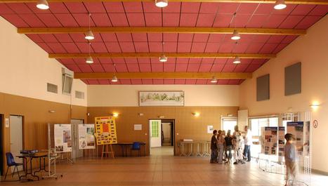 Plafond suspendu protection incendie - Plafond Suspendu | plafond suspendu | Scoop.it