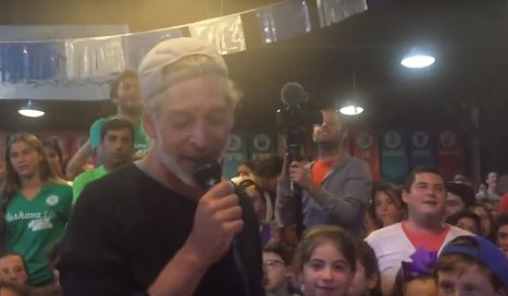 WATCH: Matisyahu sings at his kids' Jewish summer camp | Jewish Education Around the World | Scoop.it