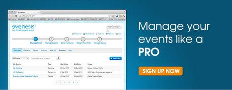 Online Event Registration & Event Management System with Evenesis   Online Event Registration   Scoop.it