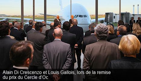 Louis Gallois à Toulouse, Prix 2010 du Cercle d'Oc   Toulouse networks   Scoop.it
