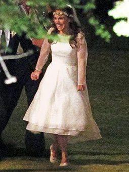 Top 10 Celebrity Wedding Dresses: Kate Middleton, Kate Bosworth, Christina ... - Fashion & Style | wedding dress | Scoop.it
