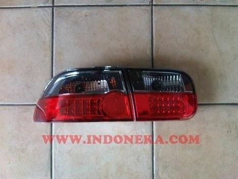 jual STOPLAMP CIVIC GENIO RED CLEAR   Aksesoris Mobil Honda   Scoop.it