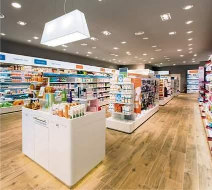 Parashop, plus glamour, moins pharmacie   Pharmacie & co en France   Scoop.it