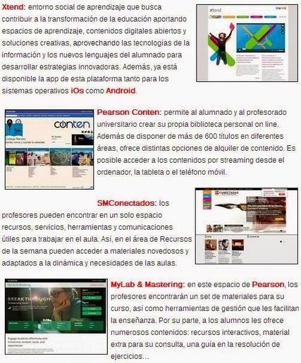 AYUDA PARA MAESTROS: 25 plataformas de contenido educativo | EDUDIARI 2.0 DE jluisbloc | Scoop.it