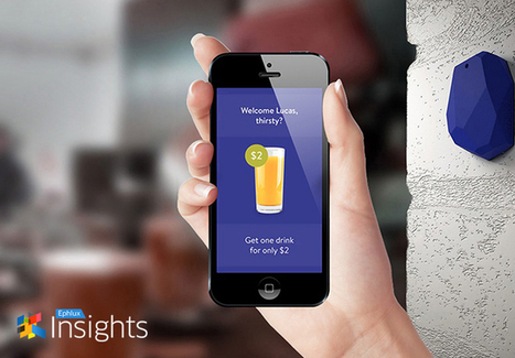Location Based Marketing with Apple's iBeacon | Marketing | Scoop.it