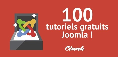 Plus de 100 tutoriels gratuits pour Joomla! 3 | Time to Learn | Scoop.it