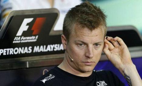 Raikkonen Hoping For Improved Lotus Pace | Kimi Raikkonen - Iceman | Scoop.it