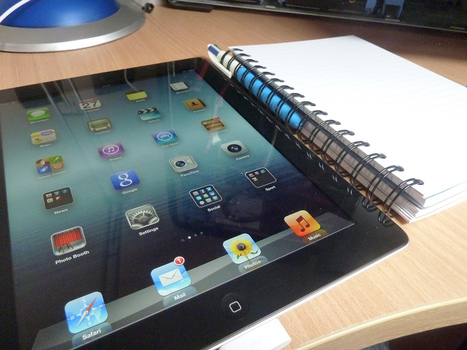 What Students Think About Using iPads in School | Educational Leadership and Technology | Scoop.it