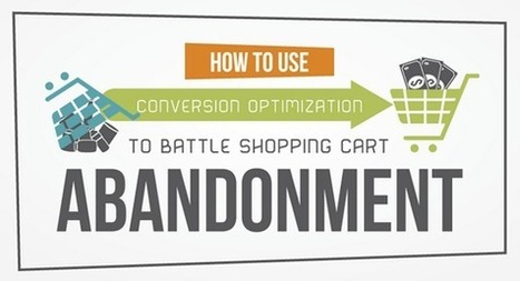 How To Use Conversion Optimization To Battle Shopping Cart Abandonment [Infographic] | Conversion optimization | Scoop.it