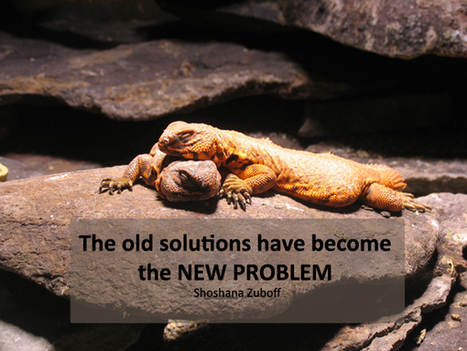 The Old Solutions as New Problems|MindShift Innovation | Social Media Corporate Management | Scoop.it