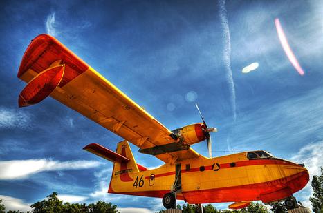 Toulouse : «LiveFire», la géolocalisation des feux par avion au secours des pompiers en Catalogne | Toulouse networks | Scoop.it