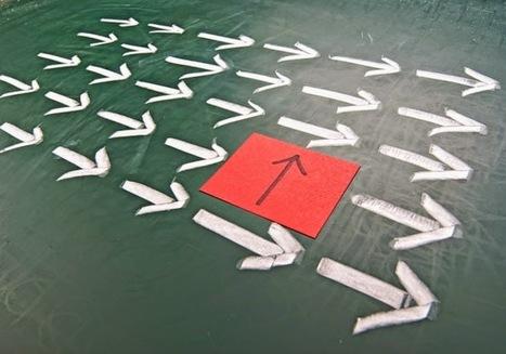 Abandonar a tiempo: ¿Cómo saber cuándo ha llegado el momento de cambiar el rumbo? ~ Rincón de la Psicología | El rincón de mferna | Scoop.it