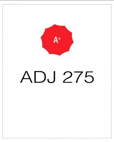 ADJ 275 ENTIRE COURSE | UopGuide.com | Scoop.it