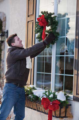 Create inviting entrances to welcome holiday guests - Richmond Times Dispatch | doors | Scoop.it