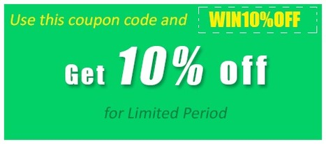 Get 10 % OFF on every software of Window India | Data Copy Software| Data Transfer Software | Scoop.it