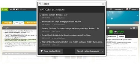 Netvibes how-to: create tracked topics and export filter in RSS [VIP and Premium only] | RSS Circus : veille stratégique, intelligence économique, curation, publication, Web 2.0 | Scoop.it