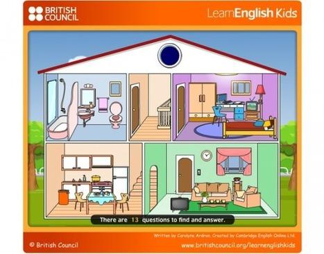 Homes And Furniture Teachingenglish British