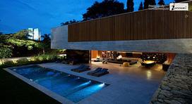 La construction d'une maison moderne | Habitat, foncier et développement territorial | Scoop.it