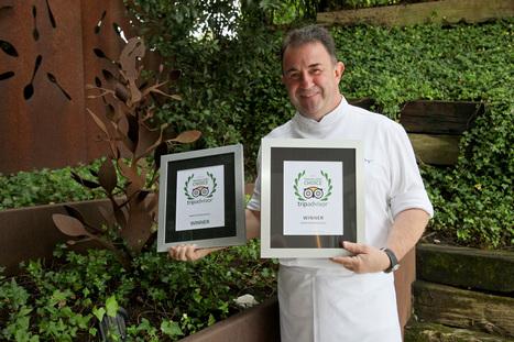 Pour la deuxième année TripAdvisor classe le restaurant de Martin Berasategui » Meilleur au Monde » – Pour la France c'est la Maison Lameloise à Chagny | Gastronomie Française 2.0 | Scoop.it