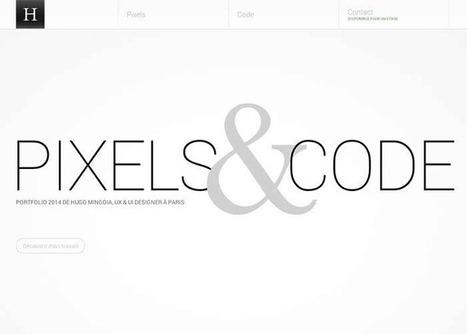 8 Challenging Web Design Trends of 2015 | Un jour, un design | Scoop.it