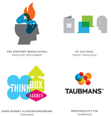 LogoLounge.com Article - 2012 Logo Trends | Logo | Scoop.it