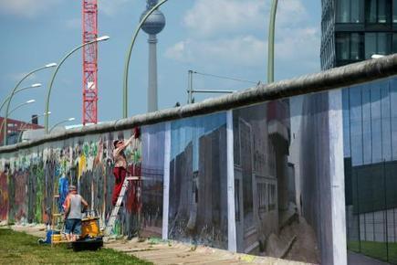 Des photos de murs à travers le monde sur le Mur de Berlin | 16s3d: Bestioles, opinions & pétitions | Scoop.it