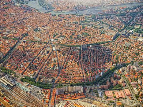 Classement. Toulouse en tête des villes où il fait bon travailler selon l'Express | Toulouse La Ville Rose | Scoop.it