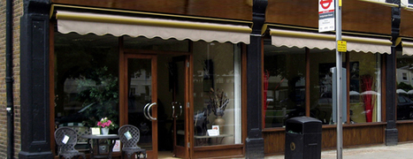 Shop fronts London | Full, Frameless glass shop fronts| Toughened glass shopfronts | unitedtimber.co.uk | Scoop.it