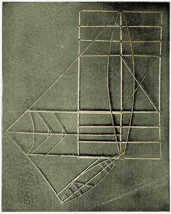 Cartes polynésiennes de la houle en bouts de bois | La boite verte | cartography & mapping | Scoop.it