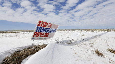 Keystone XL Pipeline Report Creates Political Headache For Obama | Senior Year Scoops | Scoop.it