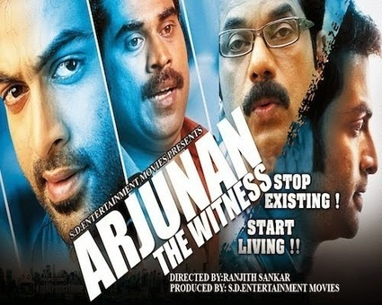 Arjunan The Witness (2015) Hindi Dubbed 480p WEBRip 350mb | 9xmovies | Latest Video Songs | Scoop.it