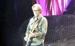 "Video: Eric Clapton Joins The Rolling Stones for ""Champagne & Reefer"" at London's O2 Arena 